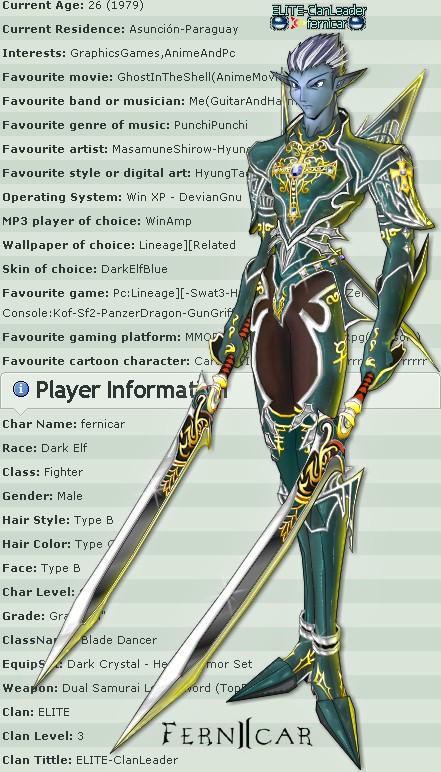 fernicar's Profile Picture