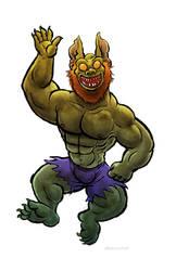 Krumvell the Goblin commission