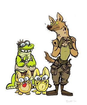 Yeens and Gator