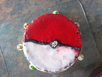 Poke-cake