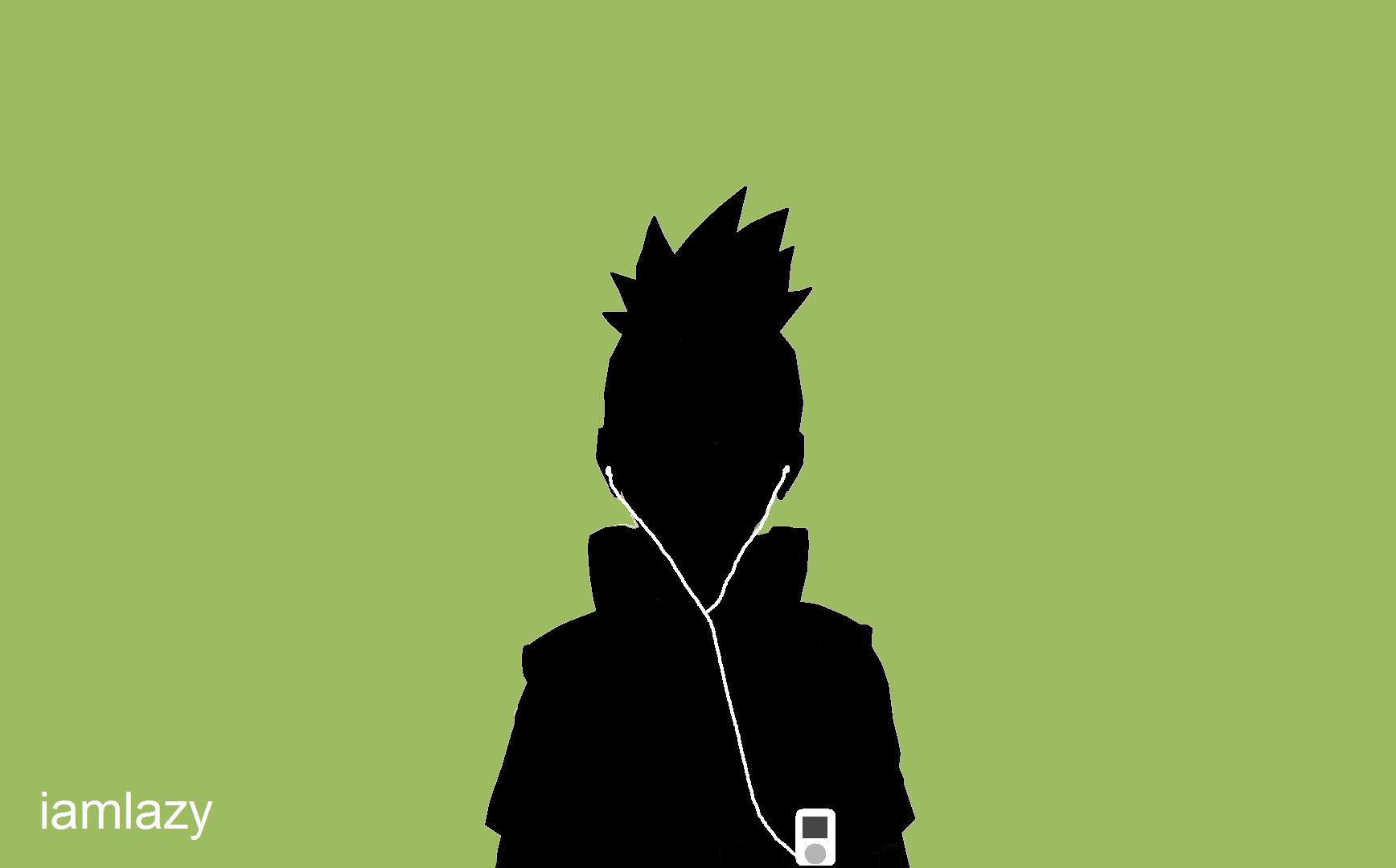 Amazing Wallpaper Naruto Silhouette - naruto_ipods_shikamaru_by_kaerae  Image.png