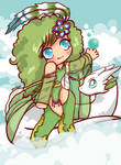 Rydia and the Mist