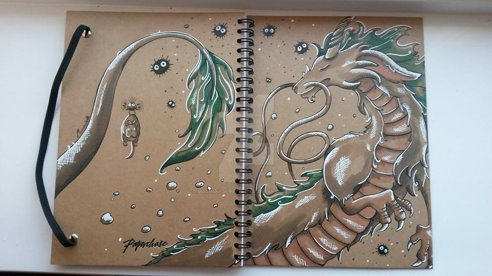 Haku by moonshadebutterfly
