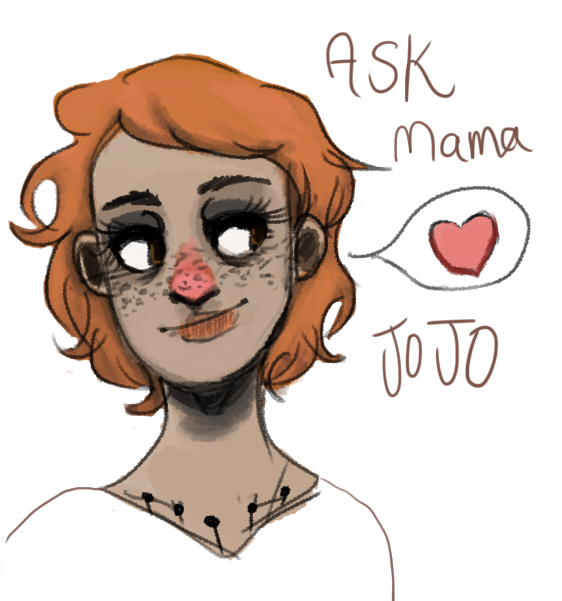 ask mama jojo by Askjolene