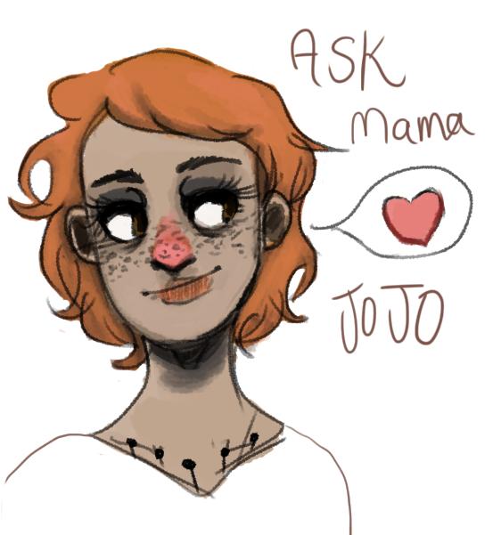 ask mama jojo by Askjolene