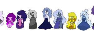 All the Sapphires