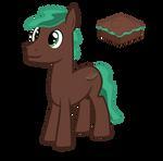 Mint Brownie (OC)