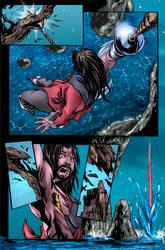 Neverland 3, pg 17 colors by jembury