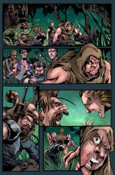 Neverland 3, pg 18 colors by jembury