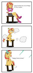 The New Magical Abilities (Not Spoiler) by Pony4Koma