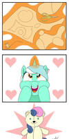 Hearts and Hooves Day - Lyra's Gift