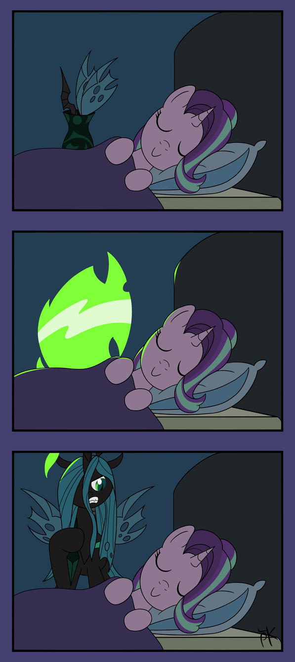 Revenge is Sweet Like Love (Not Spoiler) by Pony4Koma
