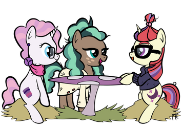 I've found my people! by Pony4Koma
