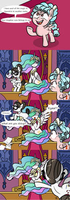 Cozy's Endgame!!! Raven's Glutes Saved Equestria!?