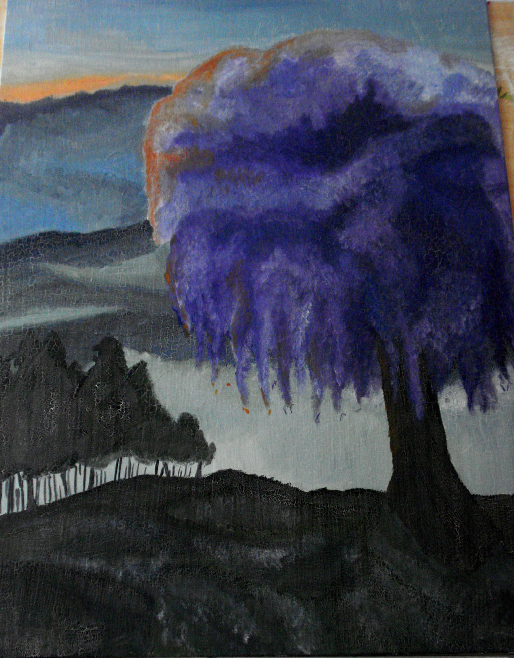 What Dreams May Come Purple Tree by ZooYork108 on DeviantArt