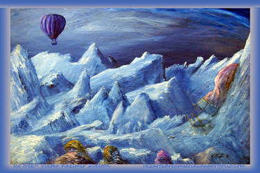 Ice Trek by Zimir