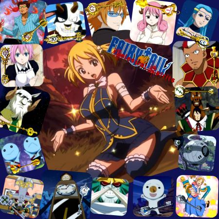 Fairy Tail Zodiac Celestial Spirits | Volvoab