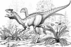 Zupaysaurus-rougieri-A by aspidel