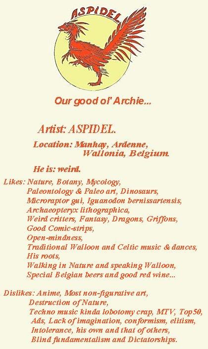 aspidel's Profile Picture