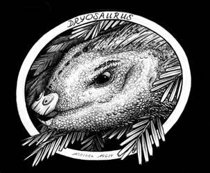 Dryosaurus by aspidel