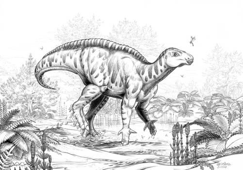 Iguanodon-bernissartensis-hires