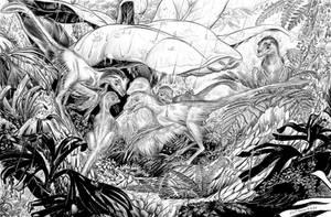 Scansoriopteryx-heilmanni-A by aspidel