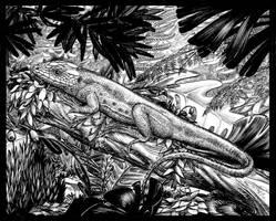 Dalinghosaurus-longidigitus-A by aspidel