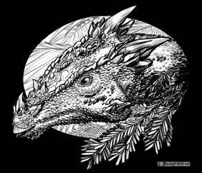Dracorex-hogwartsia-A by aspidel