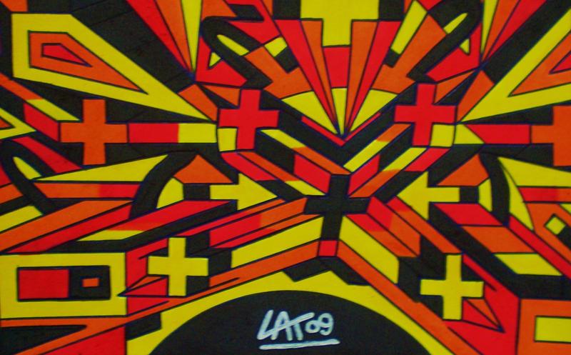 CROSS 7 by L-A-K-ART