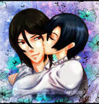 Kuroshitsuji - Blue Kiss