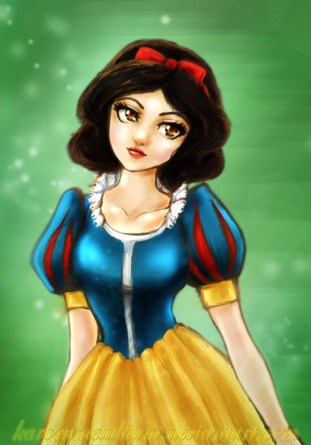 Snow White by KaroruMetallium