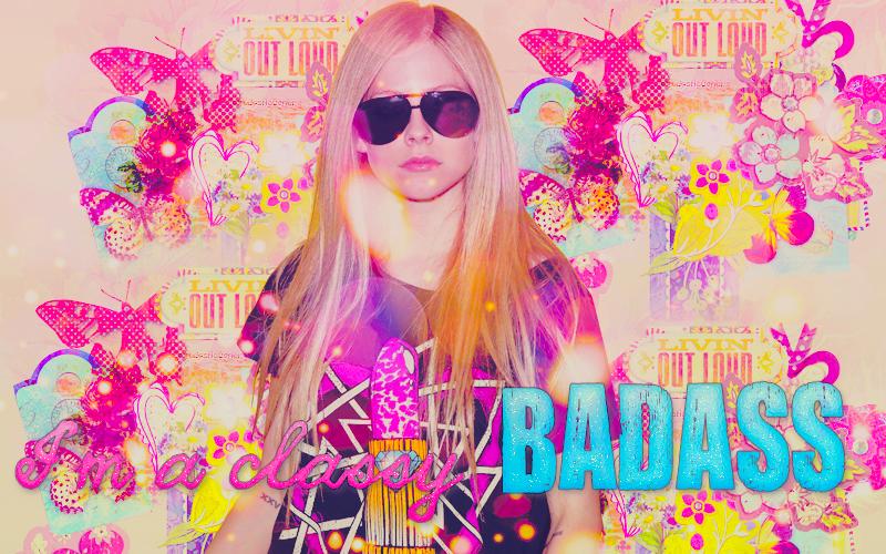 Badass by Galaxy-Love