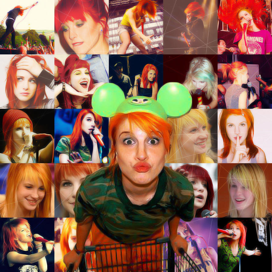 Hayley Collage by Galaxy-Love