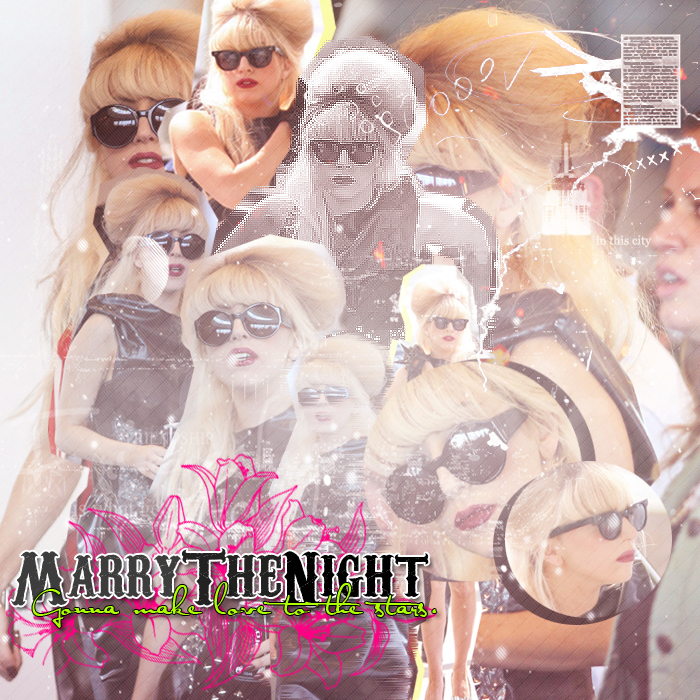 Marry The Night by Galaxy-Love