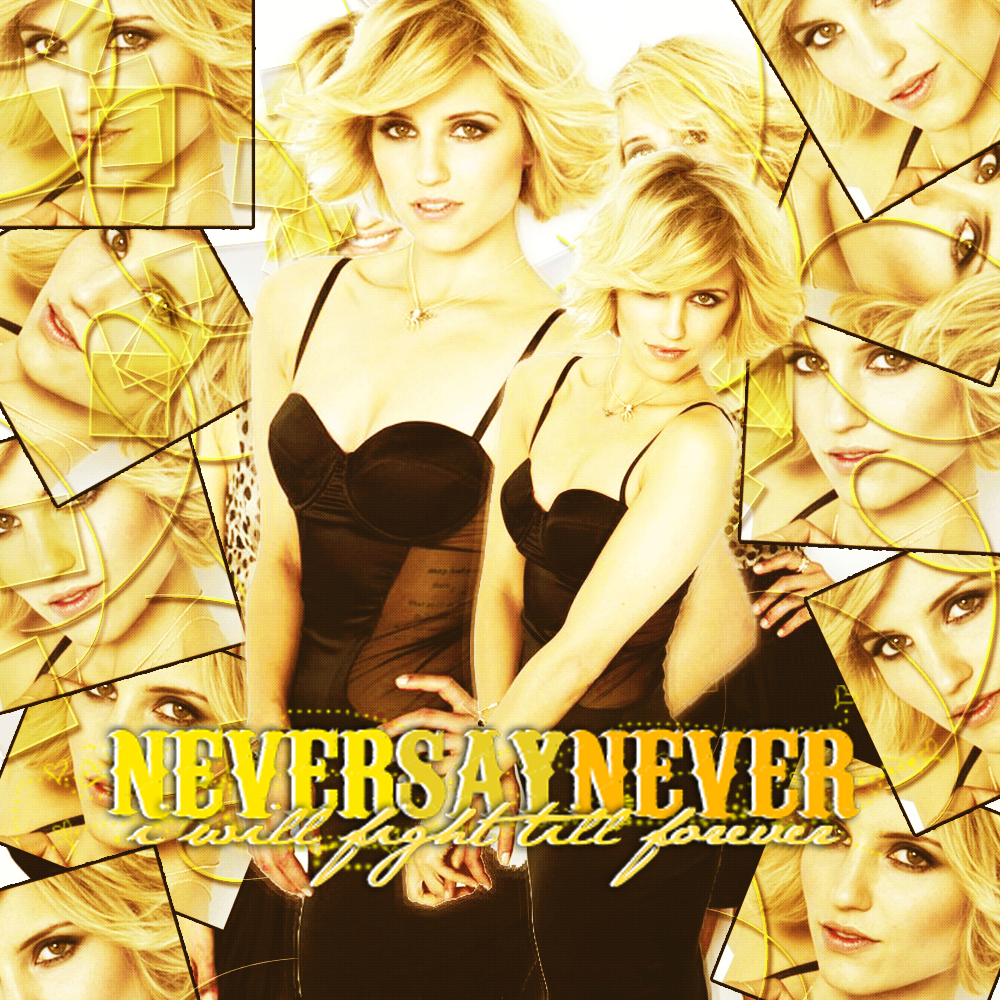 Never Say Never by Galaxy-Love
