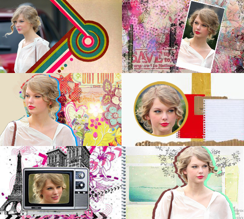 Taylor Collage by Galaxy-Love