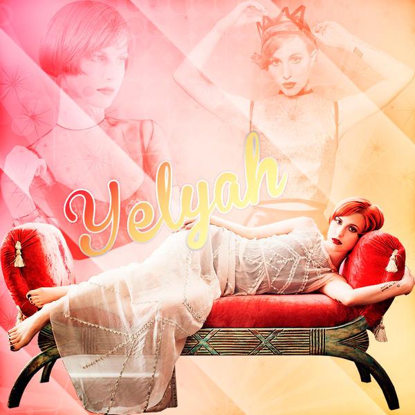 Yelyah by Galaxy-Love