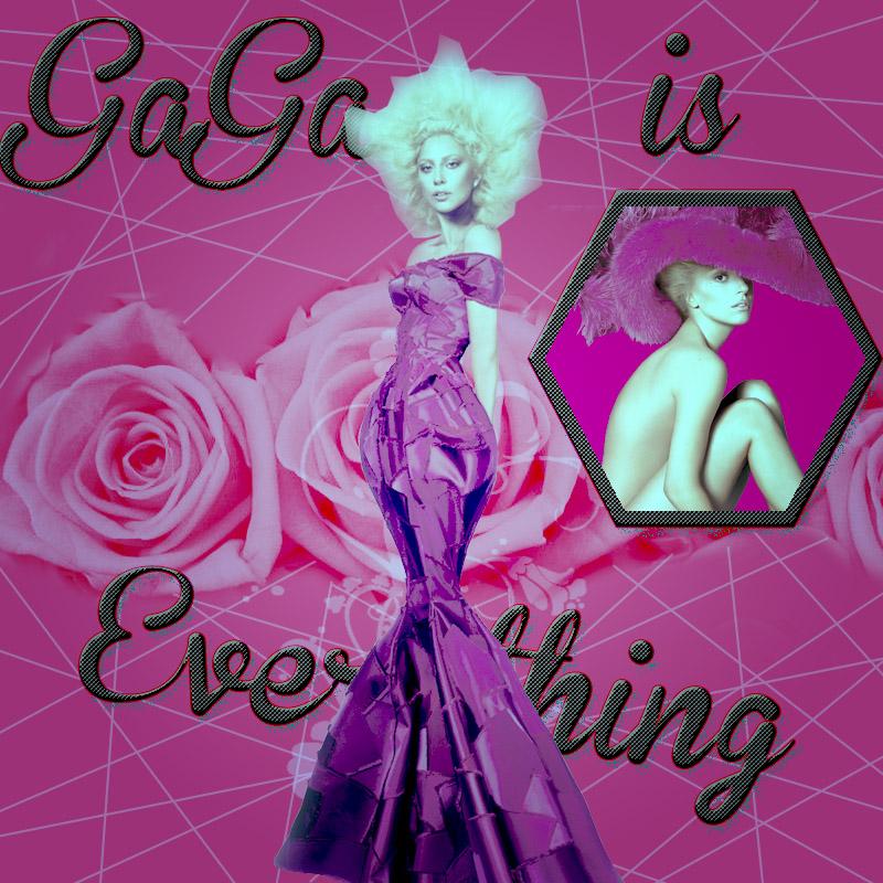 GaGa Is Everything by Galaxy-Love