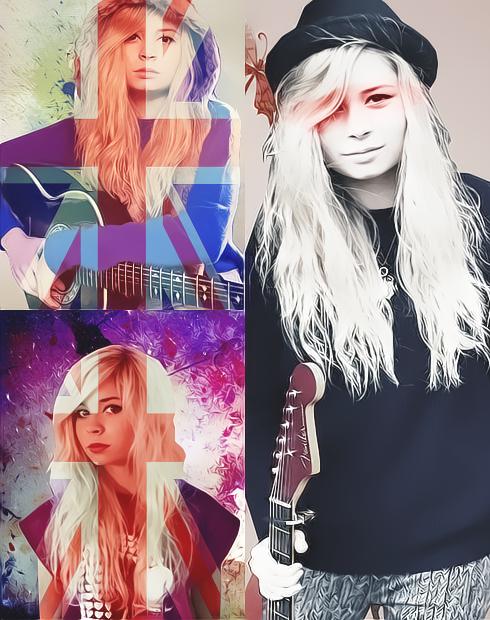 Nina by Galaxy-Love