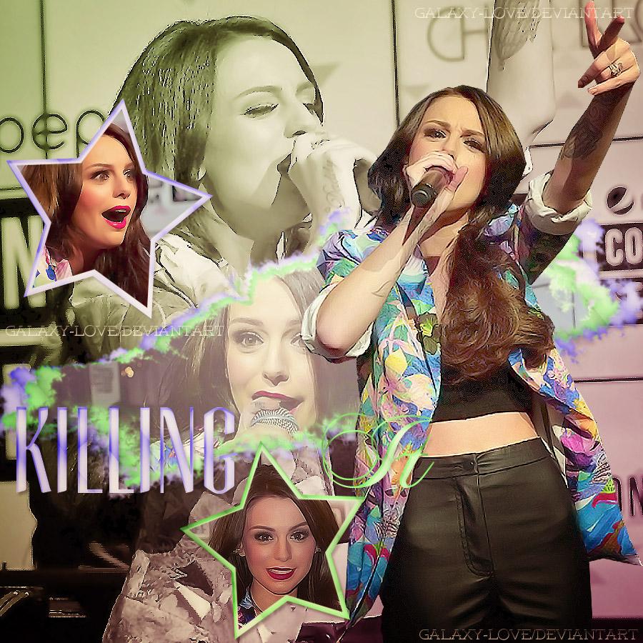 Killing It by Galaxy-Love