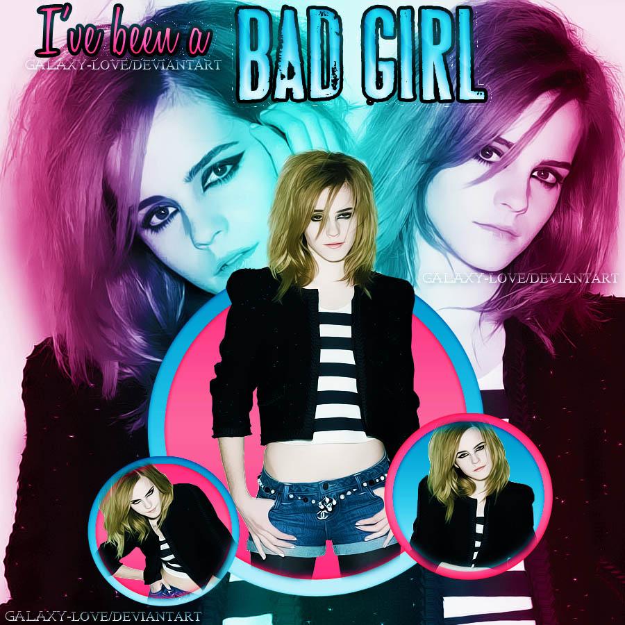 Bad Girl by Galaxy-Love