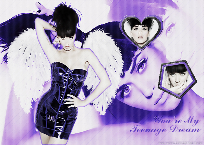 You're My Teenage Dream by Galaxy-Love