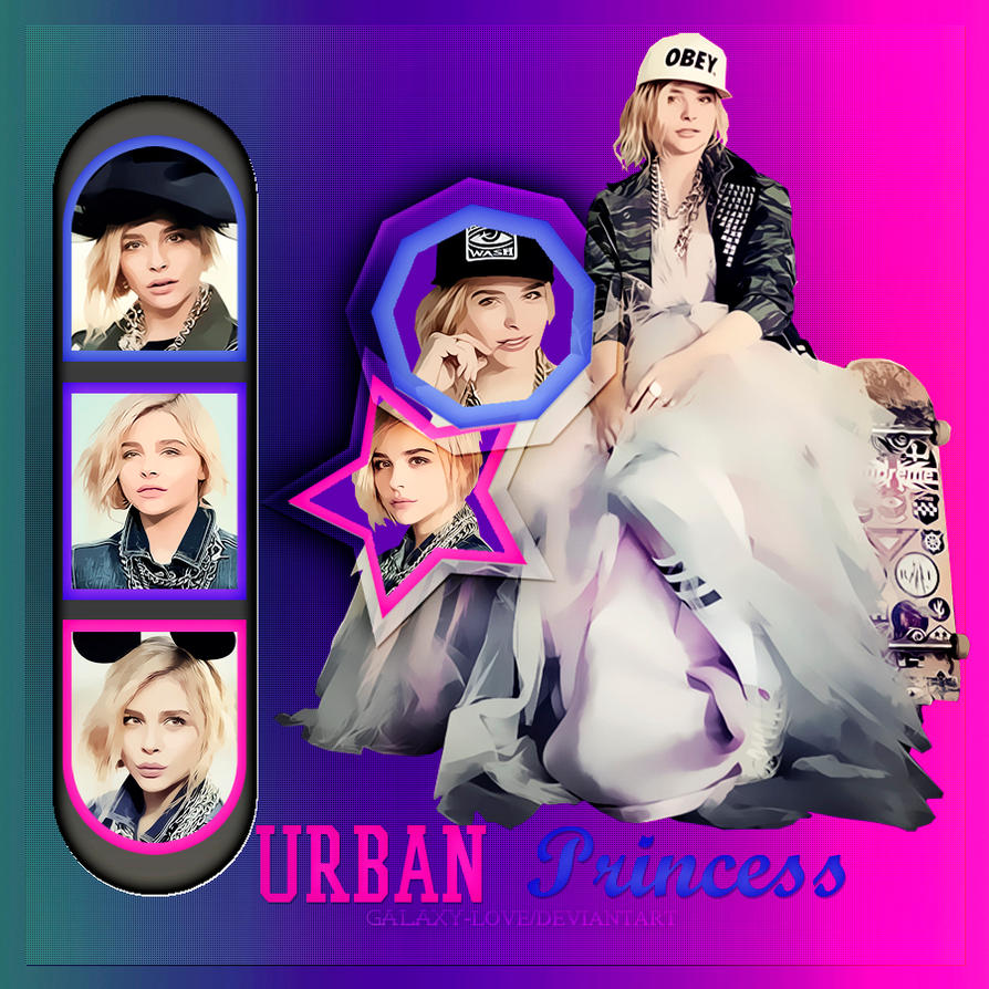 Urban Princess by Galaxy-Love