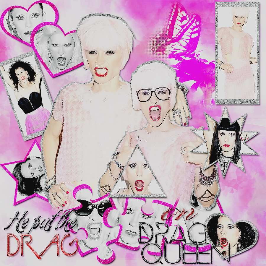 He Put the Drag on Drag Queen by Galaxy-Love