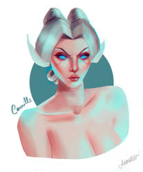 Camille (League of Legends) by moniecf