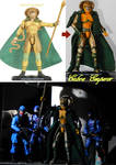 Serpentor paint job by Lux3777