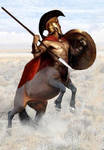 Centaur Warrior Class