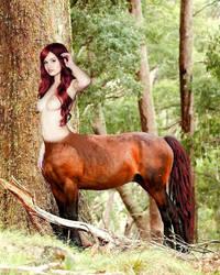 Celebrity Centaur  Debby Ryan - 2 by mplumb