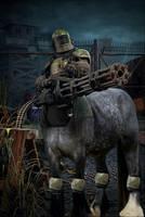 Heavy Horse Ranger by mplumb