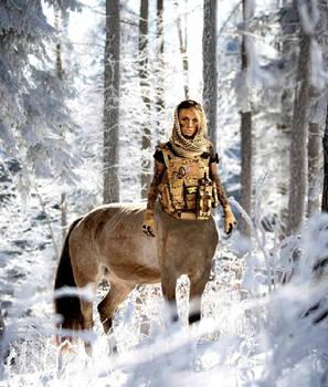 Centaur Ranger- NCO- Special Ops